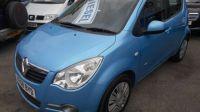 2008 Vauxhall Agila 1.3 CDTI 5d