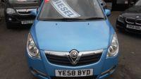 2008 Vauxhall Agila 1.3 CDTI 5d image 3