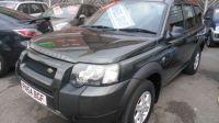 2004 Land Rover Freelander 2.0 TD4 S 5d