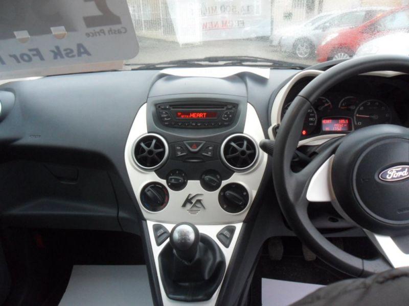 2009 Ford Ka 1.2 Zetec image 7