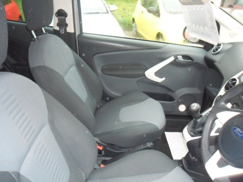 2009 Ford Ka 1.2 Zetec image 8