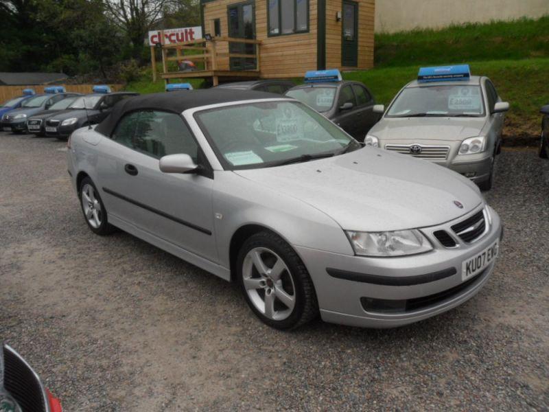2007 Saab 9-3 1.9 Tdi image 1