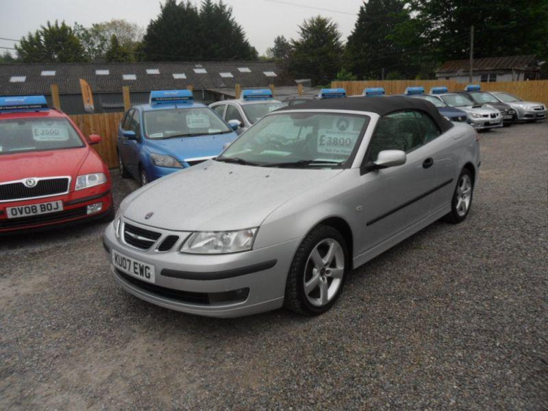 2007 Saab 9-3 1.9 Tdi image 3