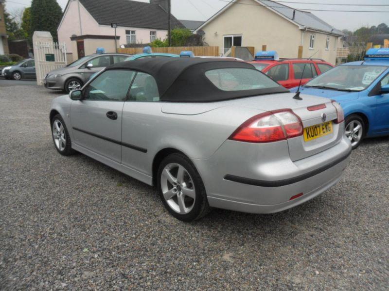 2007 Saab 9-3 1.9 Tdi image 6
