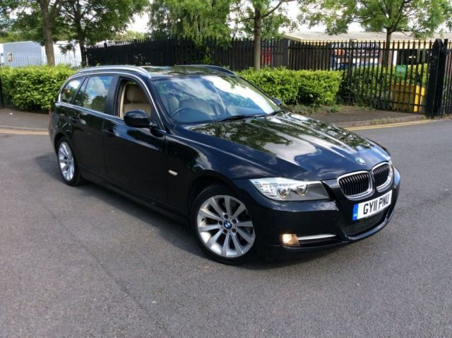 2011 BMW 3 Series 2.0 318D image 1