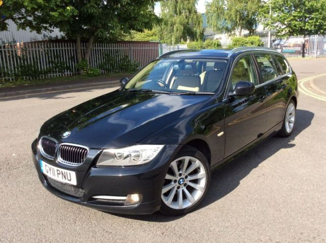2011 BMW 3 Series 2.0 318D image 5