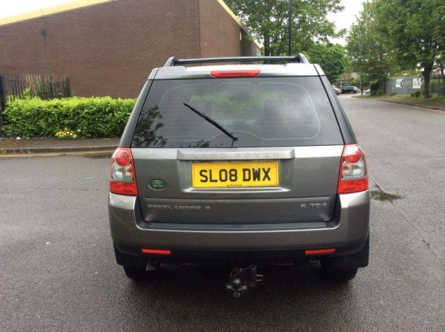 2008 Land Rover Freelander 2.2 TD4 S 5d image 3