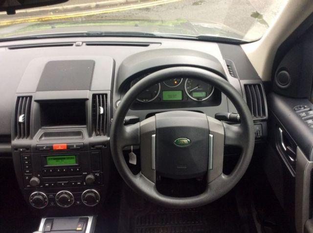 2008 Land Rover Freelander 2.2 TD4 S 5d image 7
