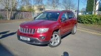 2011 Jeep Compass 2.1 CRD 2WD 5d