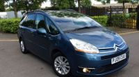 2009 Citroen C4 Picasso 1.6 Grand HDI EGS 5d