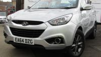2014 Hyundai IX35 1.7 CRDI 2WD S image 4