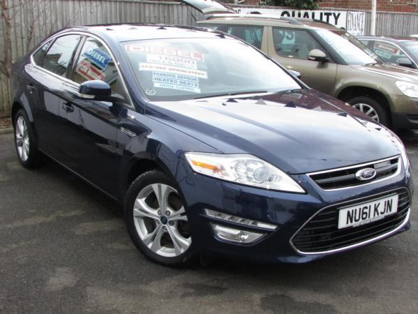 2011 Ford Mondeo 2.0 TDCI image 1