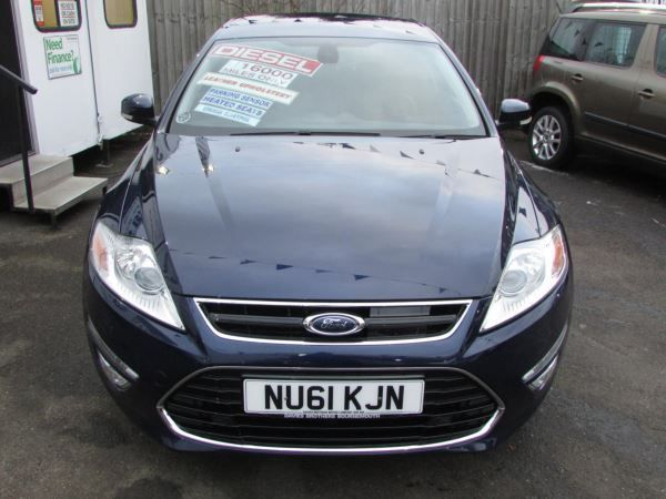2011 Ford Mondeo 2.0 TDCI image 3