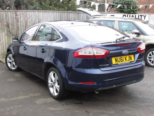2011 Ford Mondeo 2.0 TDCI image 4