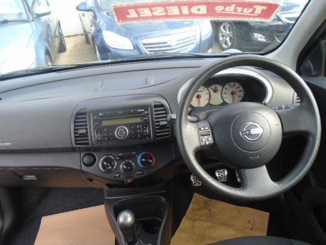 2008 Nissan Micra 1.5 25 3dr image 5