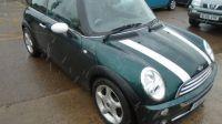 2005 Mini Hatch Cooper 1.6 3dr