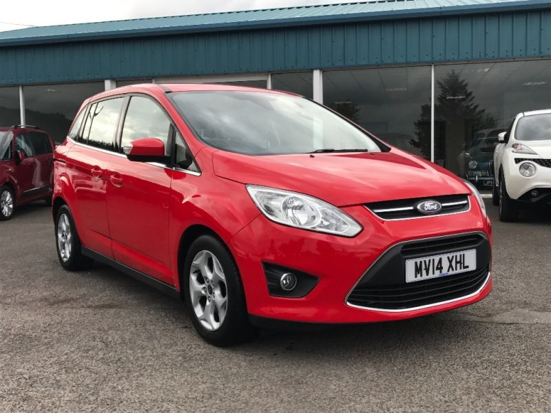 2014 Ford Grand C-Max TDCI image 1