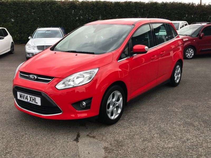 2014 Ford Grand C-Max TDCI image 2