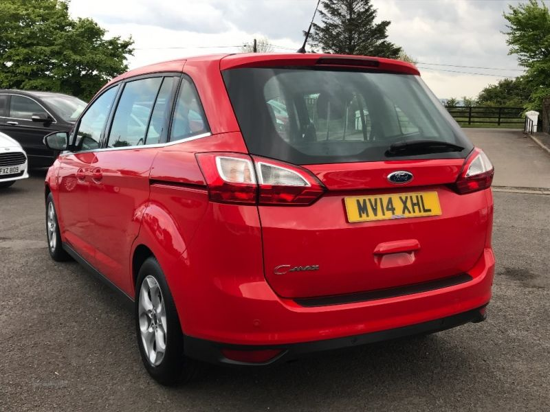 2014 Ford Grand C-Max TDCI image 4