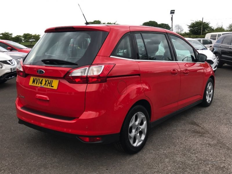 2014 Ford Grand C-Max TDCI image 5