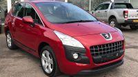 2011 Peugeot 3008 Sport HDI