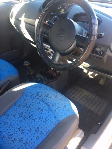 2007 Chevrolet Matiz 1.0L image 5