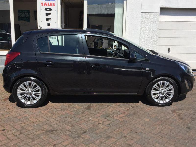 2014 Vauxhall/Opel Corsa 1.2i 16v image 4