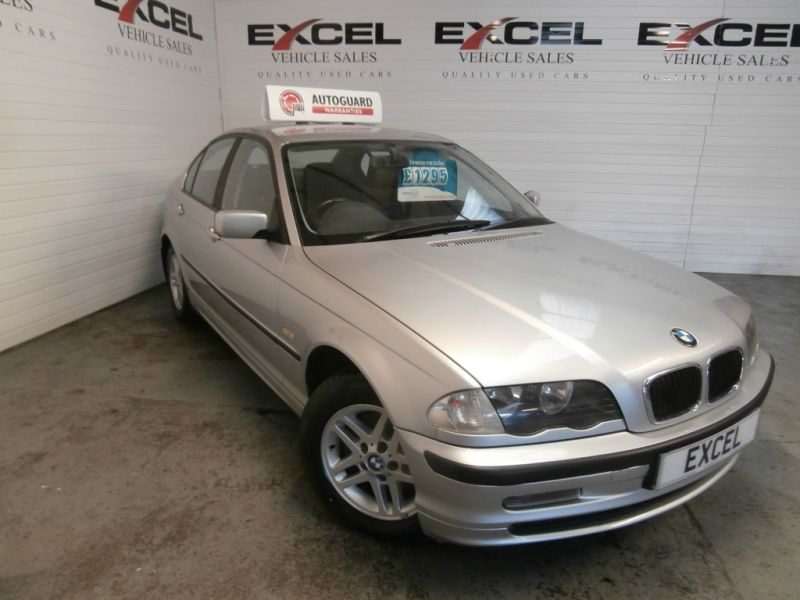 2001 BMW 1.9 316I SE 4dr image 1