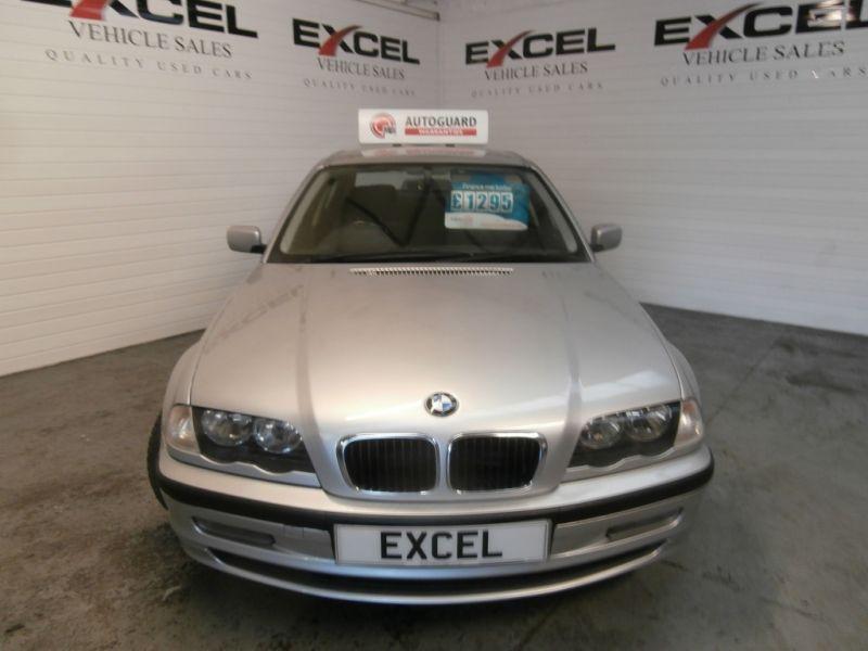 2001 BMW 1.9 316I SE 4dr image 2
