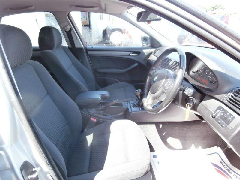 2001 BMW 1.9 316I SE 4dr image 4