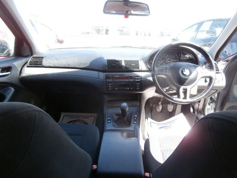 2001 BMW 1.9 316I SE 4dr image 6