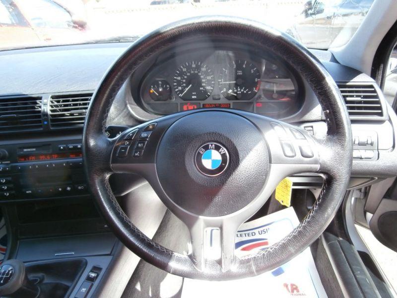 2001 BMW 1.9 316I SE 4dr image 8