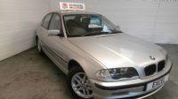 2001 BMW 1.9 316I SE 4dr