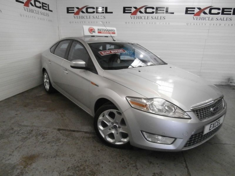 2008 Ford Mondeo 1.8 TDCI 5dr image 1
