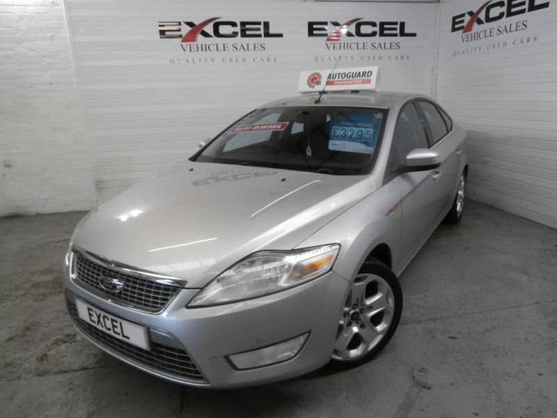 2008 Ford Mondeo 1.8 TDCI 5dr image 2