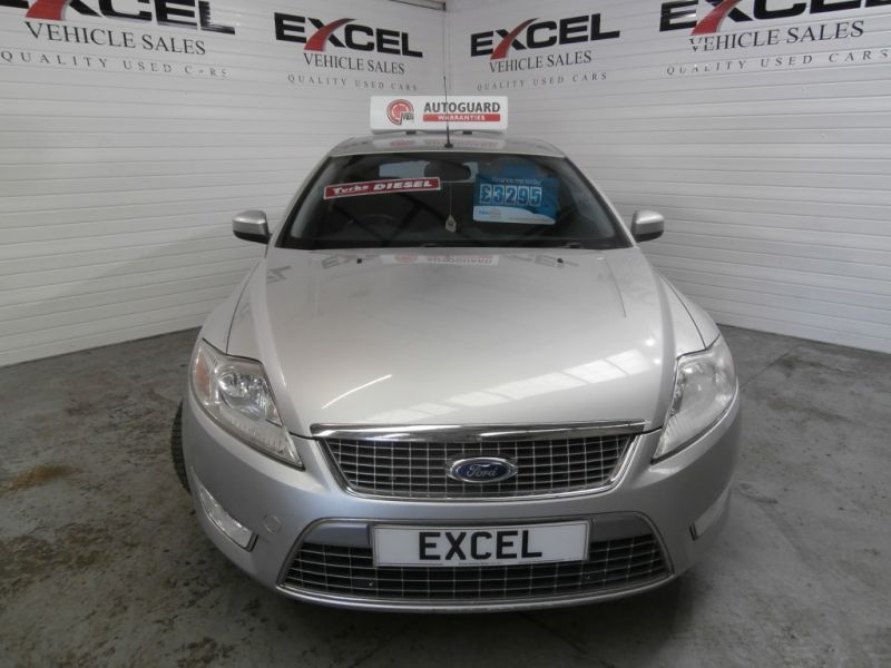 2008 Ford Mondeo 1.8 TDCI 5dr image 3