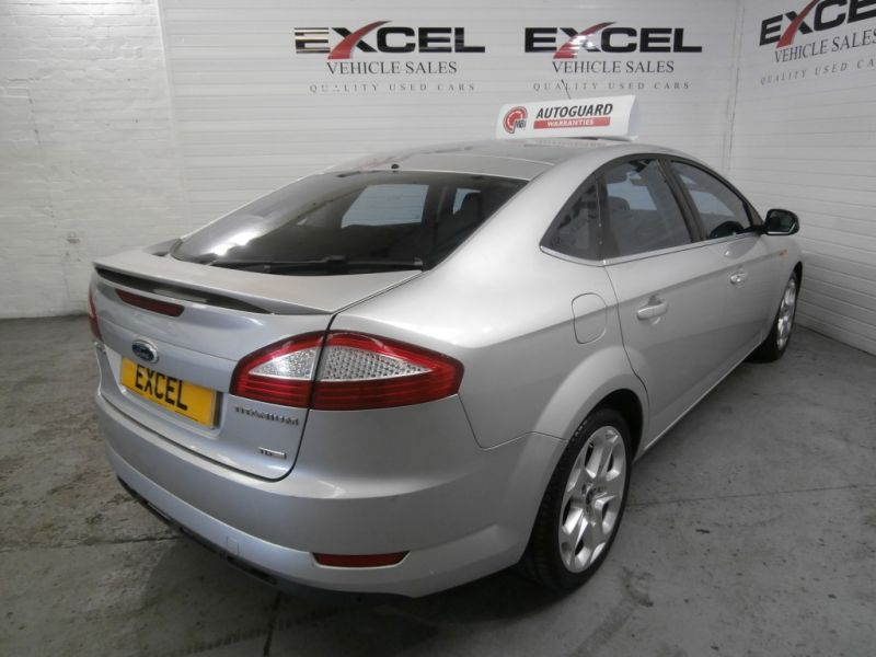 2008 Ford Mondeo 1.8 TDCI 5dr image 4