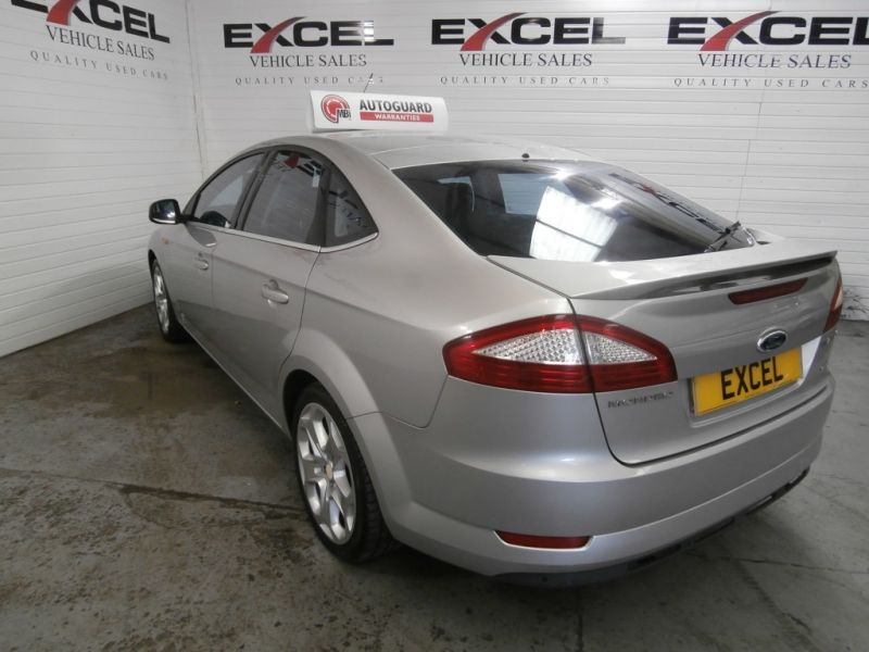 2008 Ford Mondeo 1.8 TDCI 5dr image 5