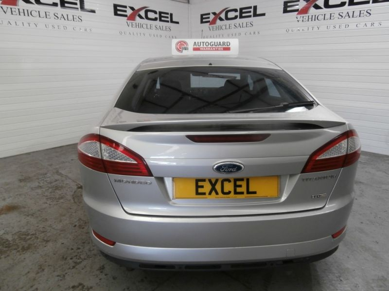 2008 Ford Mondeo 1.8 TDCI 5dr image 6