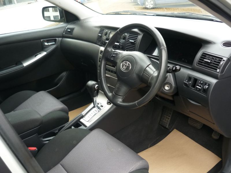 2006 Toyota Corolla 1.6 VVT-I 5dr image 5