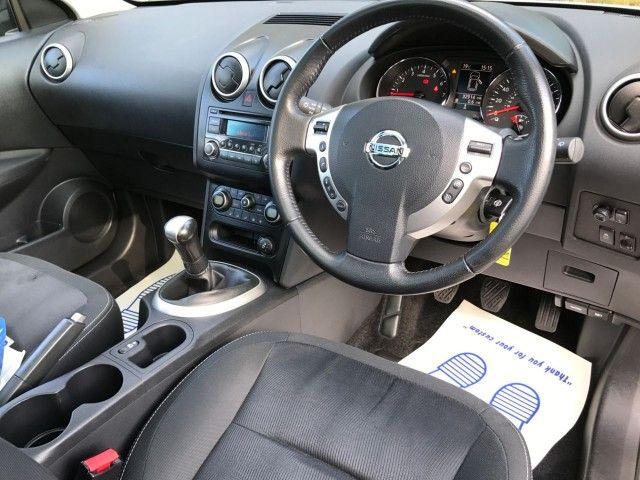 2011 Nissan Qashqai+2 1.6 5dr image 9