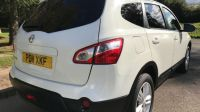 2011 Nissan Qashqai+2 1.6 5dr image 4
