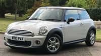 2013 MINI Hatch Cooper 1.6 3dr