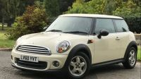 2010 MINI Hatch One 1.6 3dr