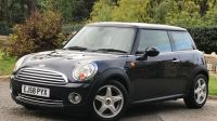 2009 MINI Hatch One 1.4 3dr
