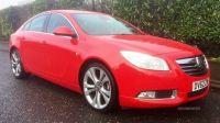 2013 Vauxhall Insignia SRI VX-LINE image 1