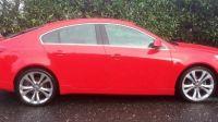 2013 Vauxhall Insignia SRI VX-LINE image 2