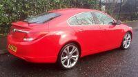 2013 Vauxhall Insignia SRI VX-LINE image 3