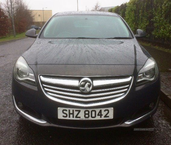 2014 Vauxhall Insignia SRI CDTI image 3