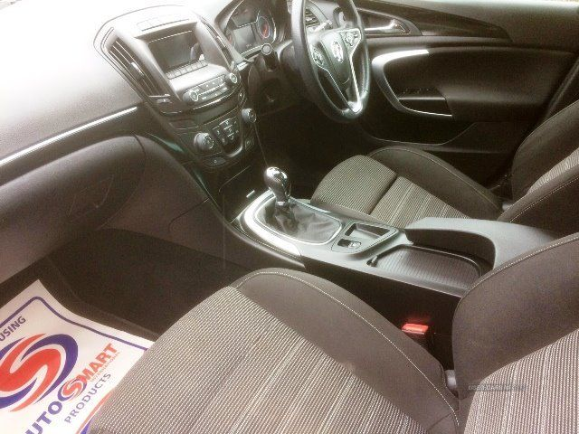2014 Vauxhall Insignia SRI CDTI image 6